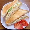 毎日でも食べたい!メガ野菜サンド