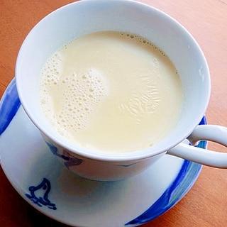 5分!?豆乳でヘルシー❤ミント&柚子皮のチャイ♪