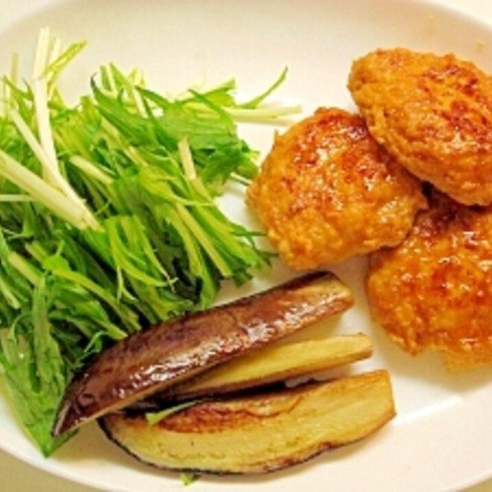 鶏つくね★照り焼き★ハンバーグ