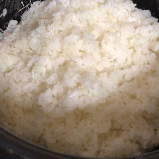 新米の美味しい炊き方