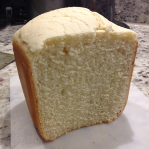 HB早焼き☆薄力粉で作るミルク食パン