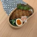 簡単夕飯、お弁当にも☆豚ロース味噌漬け