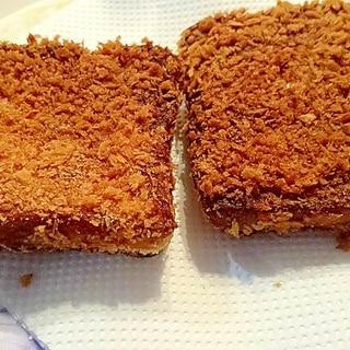 ランチに!食パンで作るカレーパン
