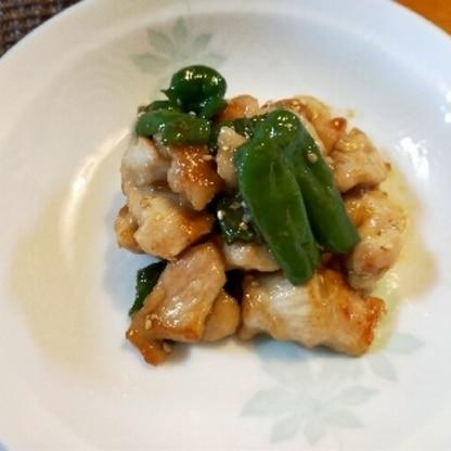 鶏むねを使いました 安くて簡単で嬉しいレシピです ごちそうさまでした(^^)
