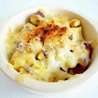 さつまいものチーズ焼き
