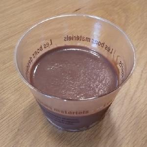生クリームとチョコを混ぜるだけ♪生チョコケーキ❣️