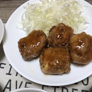 絹ごし豆腐で★肉巻き豆腐★
