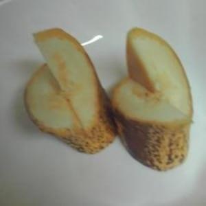 お客様用のバナナ