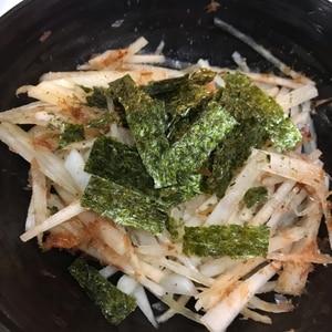 めちゃうま!!大根サラダ♪