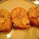 明太子とクリームチーズの簡単おつまみ