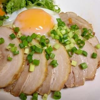 ストウブDE〜煮豚