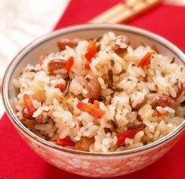 福豆塩昆布ご飯(動画レシピ)