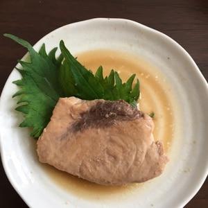 かんたん!!メカジキのバターポン酢ソテー