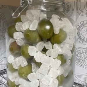 基本の梅シロップ(梅ジュース)