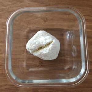 ☆離乳食中期用に♪ 手作りカッテージチーズ☆