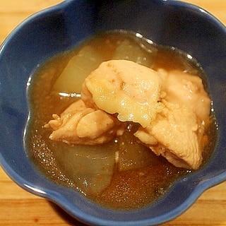 冬瓜と鶏むね肉のとろ~り椀
