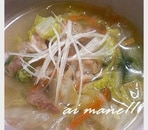 豚の中華スープ