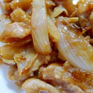 ♡夏のお弁当に♡豚小間&舞茸&玉ねぎの甘酢炒め♡
