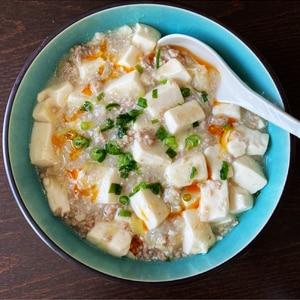 ☆絶品☆塩麻婆豆腐