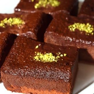 トルコのお菓子★濡れケーキ