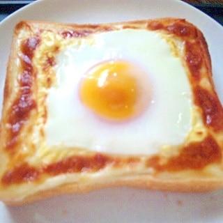 【簡単】グリルやトースターで土手玉チーズトースト