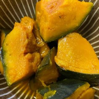 業スーの冷凍かぼちゃで時短かぼちゃの煮物