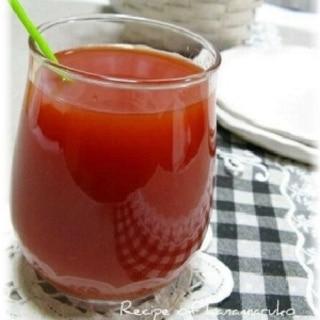メタボ対策に!飲みやすいトマトジュース☆
