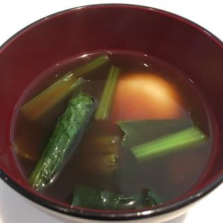 お雑煮(愛知県)