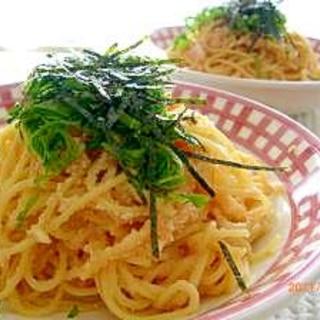 たらこスパゲッティ