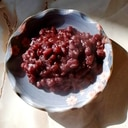 あずき煮(つぶあん)
