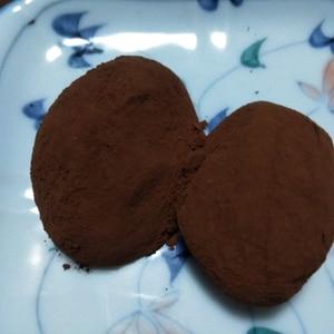 材料2つ!! 簡単生チョコ♡