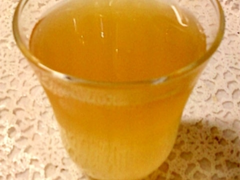 ❤グラデーション☆ウイダーゼリー入りジャスミン茶❤