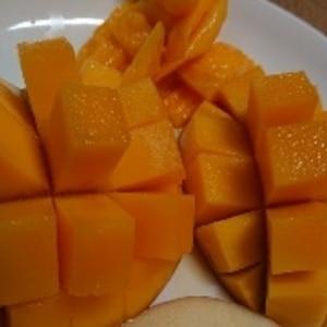 マンゴーの上手な切り方