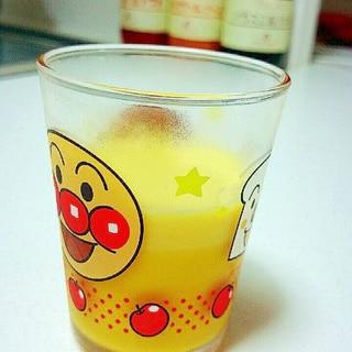 甘さ控えめ☆かぼちゃのプリン