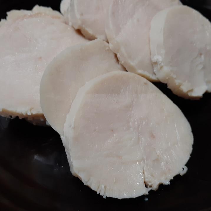 ハム しっとり 鶏