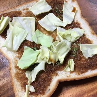 焼きそば味トースト★