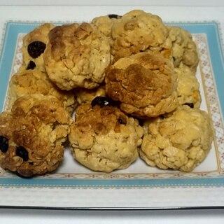 簡単!HMとフルグラでざくざくクッキー