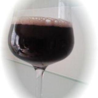 赤ワインのソーダ割り