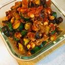 野菜を煮ないラタトゥイユ