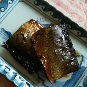 ソフトニシンの甘露煮