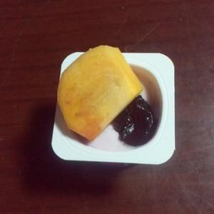 ☆柿とプルーンのヨーグルト☆