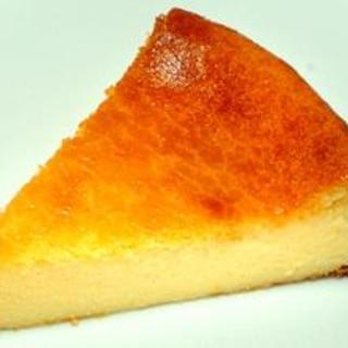 スピーディー★10分でチーズケーキ★材料たった3つ