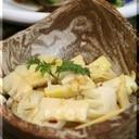 筍のアーリオオーリオ