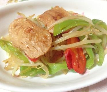ヘルシー♡大豆ミートで野菜炒め