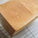 *HBと食パン型で作る牛乳パン*