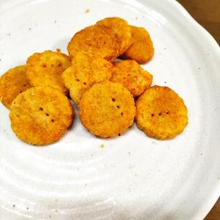 米粉のニンジンチーズクッキー
