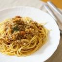 【保存版レシピ】我が家のミートソースパスタ