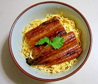 土用丑の日 鰻の日 鰻の錦糸丼