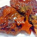 簡単☆煮込み豆腐ハンバーグ♪