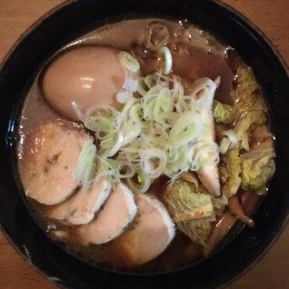 家系市販の生麺を美味しく食べたい